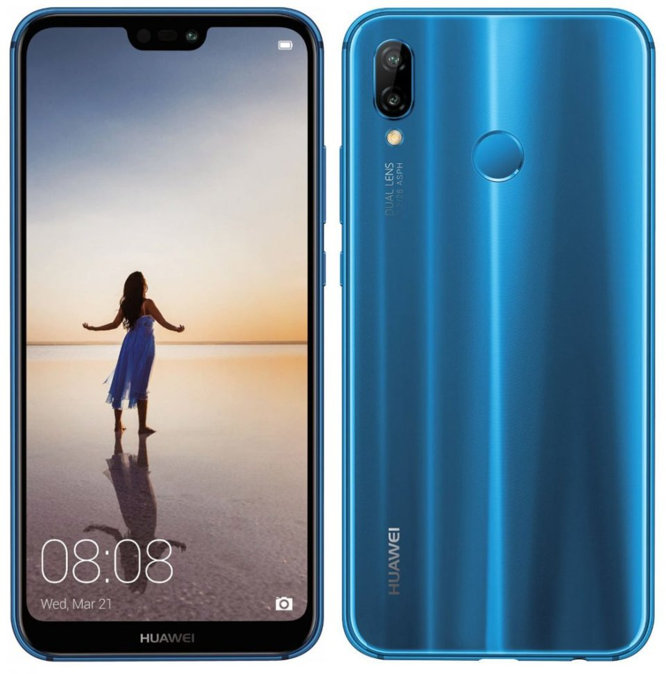 Huawei P20 Lite Brand New Factory Sealed Please Call 7779367 Free Ascend Y520 4gb Home