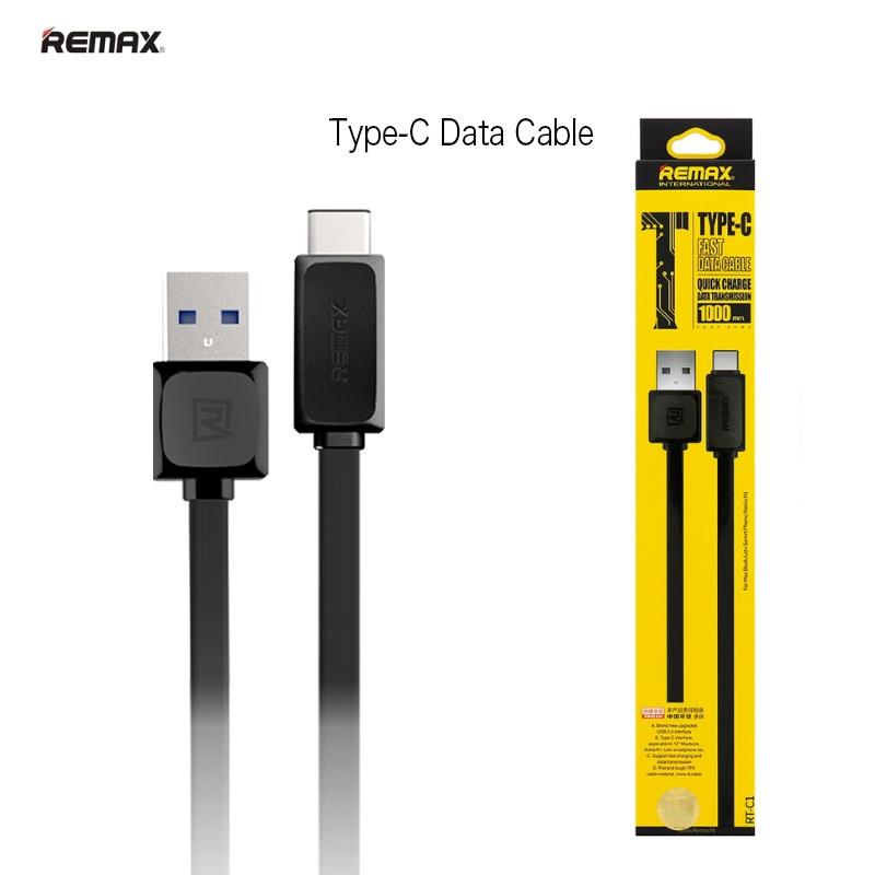 Offer: Remax type-c cable with free USB Type C OTG adapter. Premium Seller. 1