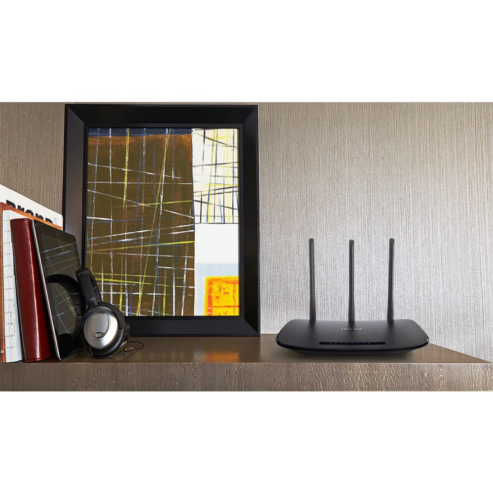 Tp Link 300mbps Advance Wr940n Wireless Router 5203 Ibay Tl N 3 Antenna Report